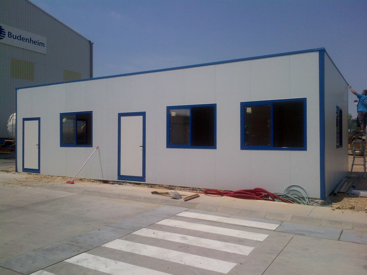 Construccion modular prefabricada especial prefabri for Construccion modular prefabricada