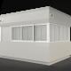 Prefabricated Security Guard Cabins prefabri africa