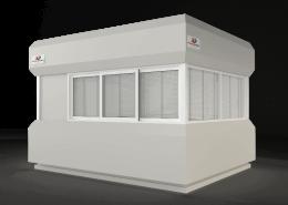 cabinas de vigilancia prefabri africa