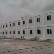 bases de vida modulares