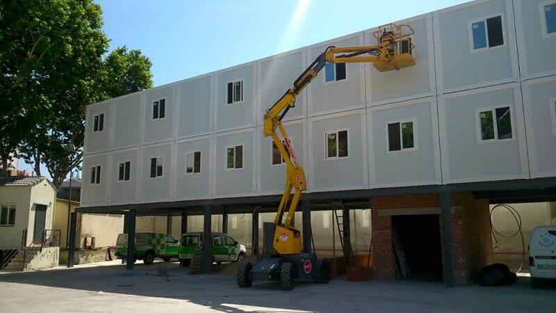 oficinas modulares en madrid
