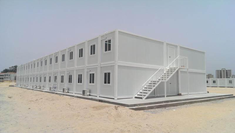 oficinas modulares en nigeria