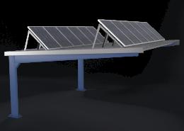 parking solaire prefabri africa